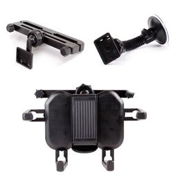 DURAGADGET 2 in 1 Adjustable Headrest and Car Windshield Sup