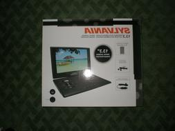 "Sylvania 13.3"" Portable DVD & Media Player - Model SDVD1332"