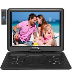 "15.6"" Car Portable DVD Player Large Screen 1366*768 USB SD 7"