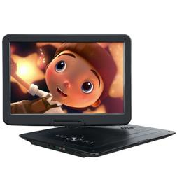 "15.6"" Large Screen Portable DVD Player TFT 1366*768 USB SD M"