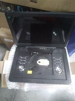 WONNIE 17.9'' Large Portable DVD/CD Player with 15.6 Swi