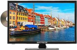 19-Inch Sceptre 720P LED TV With DVD Player E195BD-SRR