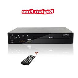 LONPOO Compact HD DVD Player All Region Free  LP-099