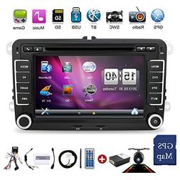 "New 7"" 2din Car DVD GPS Stereo Car Dvd Player Window ce 6.0"