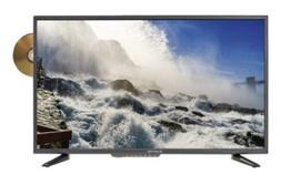 """Sceptre 32"""" Class 720P HD LED TV with Built-in DVD Player E3"""