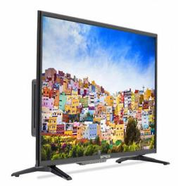 "Sceptre 32"" Class HD  LED TV  with Built-in DVD Player NEW"