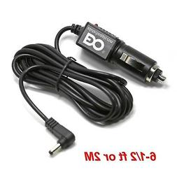 6.5' Car Charger Power Cord for Philips portable DVD Player