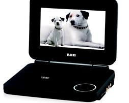 """RCA 7"""" Portable DVD Player - DRC6327E - Offical Store - NEW"""