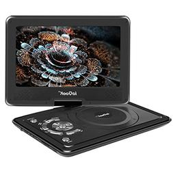 "ieGeek 12 5"" Portable DVD Player for kid"