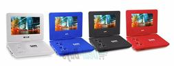 Pyle 9'' Portable DVD Player, Built-in Rechargeable Batt