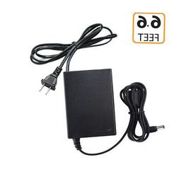 "AC-DC Adapter For Pyle PTVDLED24 23.6"" HD LED TV & DVD Playe"