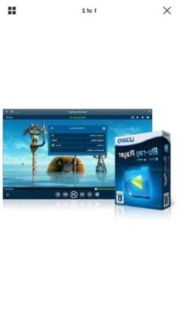 Blu-ray Player Software Play Video,Audio,DVD,BD, MPEG and Mo