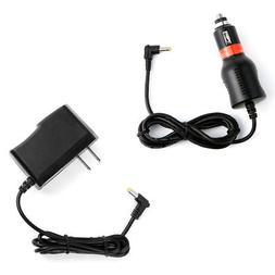 Car Charger+AC/DC Power Adapter Cord For DBPOWER PD102 10.5""