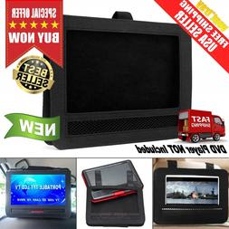Car Portable DVD Player Headrest Mount 9-Inch Holder LCD Scr