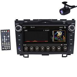 FOR 2008-2011 Honda CRV Replacement Stereo Receiver, GPS Nav