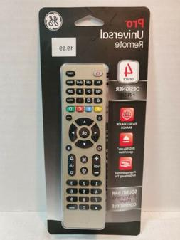 GE 4 Device Universal Remote, Works with