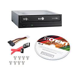 LG Internal 24x Super Multi with M-DISC Support DVD Burner