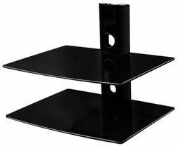 Mount-It! MI-802 Floating Wall Mounted Shelf Bracket Stand f