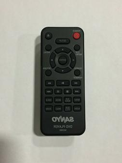 NEW SANYO REMOTE NC095UL DVD PLAYER FWDP105 FWDP105F FWDP105