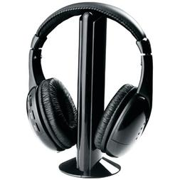 Naxa NE-922A 5 in 1 Wireless Headphone System