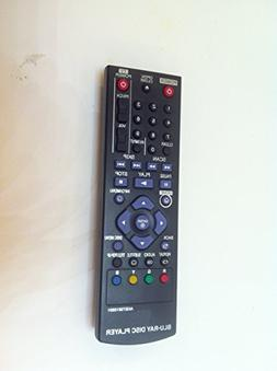 New Akb73615801 Blu-ray Disc Replaced Remote Control fit for