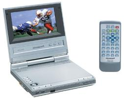 Panasonic DVD-LV50 5-Inch Portable DVD Player