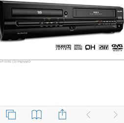 Philco DVD/VCR Combo Player. Manuafactured by Funai.