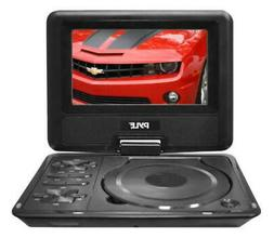 "Pyle New PDH7 7"" Portable Swivel TFT DVD Player USB/SD Input"
