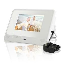 Pyle Waterproof 7'' Portable DVD Player, Built-in Rechar