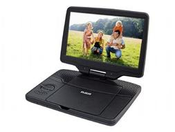 RCA 9 Portable DVD Player Widescreen LCD Display with AC Cha