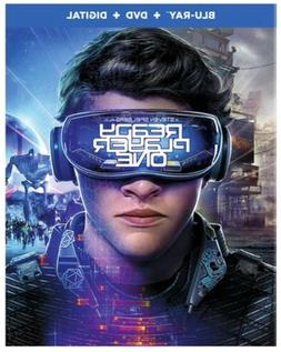READY PLAYER ONE BLU RAY DVD 2 DISC SET + SLIPCOVER SLEEVE F