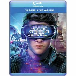 Ready Player One 3D  With Blu-Ray, 2 Pack