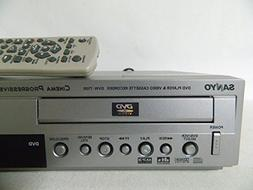Sanyo DVW-7100A DVD Player / VCR Combo