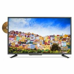 "Sceptre 32"" HD 720P LED TV E325BD-SR HDTV with Built-in DVD"