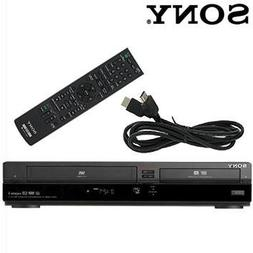 Sony RDR-VX535 DVD Recorder & VCR Combo Player with 1080p HD