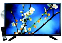 SuperSonic 1080p LED Widescreen HDTV with HDMI Input, AC/DC