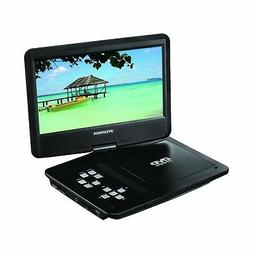 Sylvania SDVD1048 10-Inch Portable DVD Player, 5 Hour Rechar