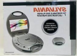 Sylvania SDVD7046 7-Inch Portable DVD Player with Integrated