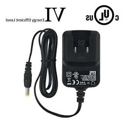Fite ON AC Adapter Charger For LG DP570MH 7 inch Portable DV