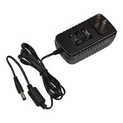 HQRP AC Adapter Power Cord Charger for RCA Portable DVD Play