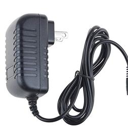 AT LCC 10FT Long Cable 8V DC AC Adapter For Logitech Harmony
