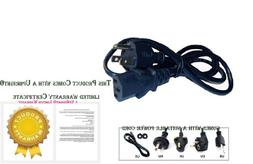 UpBright NEW AC IN Power Cord Outlet Socket Cable Plug Lead