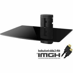 Adjustable Shelf for DVD Player, Cable Box and Gaming Consol