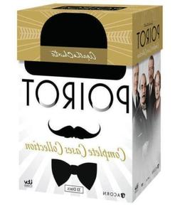agatha christies poirot complete cases collection dvd