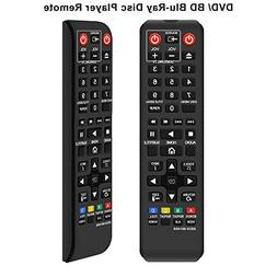 Gvirtue AK59-00149A Remote Replacement for Samsung DVD BD Bl