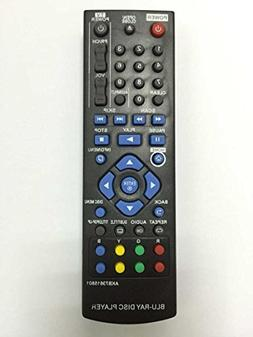 Vinabty New AKB73615801 Replaced Blu-ray Disc Remote Fit for