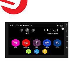 Ezonetronics Android 6.0 2 Din Car Radio Stereo Double Din 7