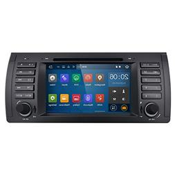 hizpo Android 7.1 Car GPS Navigation in Dash Radio DVD Playe
