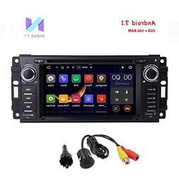 MCWAUTO Android 7 1 Car Stereo GPS DVD P