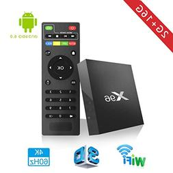 Android 7.1 Smart TV Box - Aoxun X96 2018 New Generation And